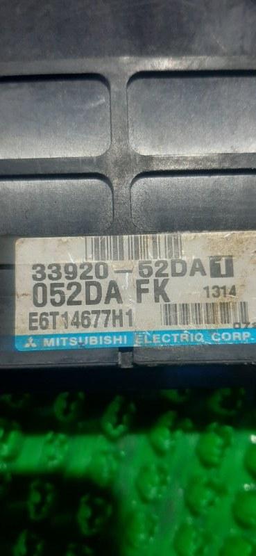 Блок efi Suzuki Grand Escudo TX92 H27A
