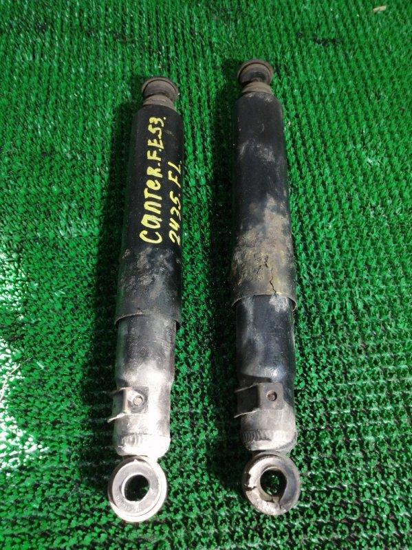 Амортизатор Mitsubishi Canter FE53EEV 4M51-A66153 2000 передний