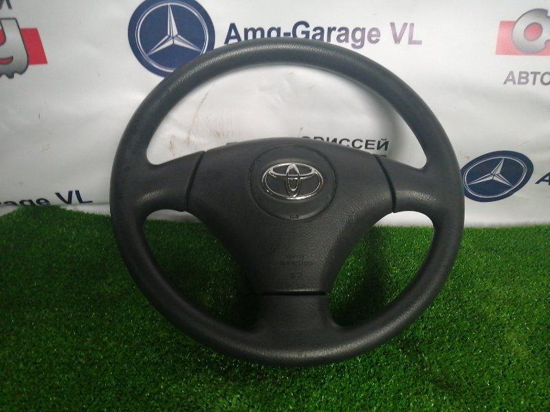 Руль Toyota Allion ZZT245 1ZZ-FE 2005