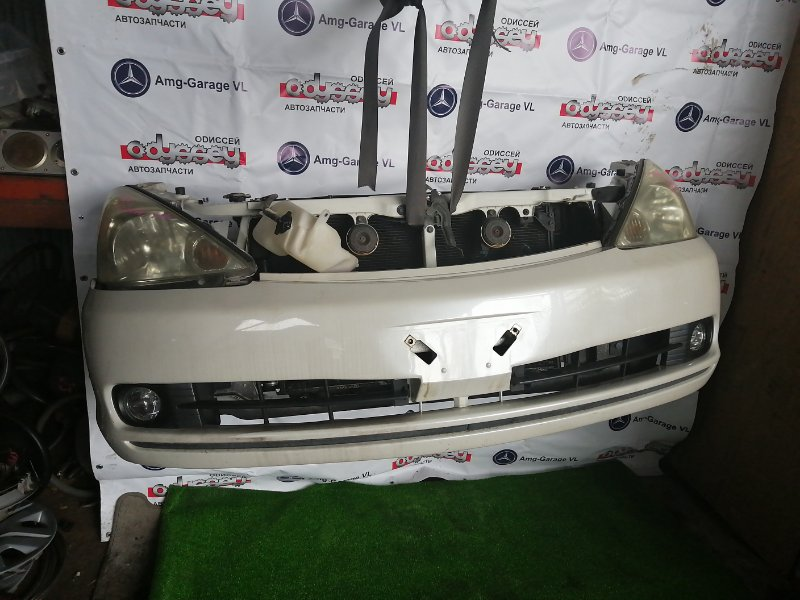 Nose cut Toyota Allion ZZT245 1ZZ-FE 2005