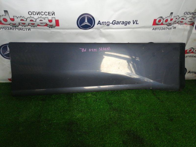 Накладка на дверь Toyota Voxy ZRR75 3ZR-FE 2009 передняя правая