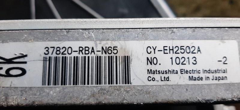 Блок efi Honda Accord CL8-1200238 K20A-604118 2005