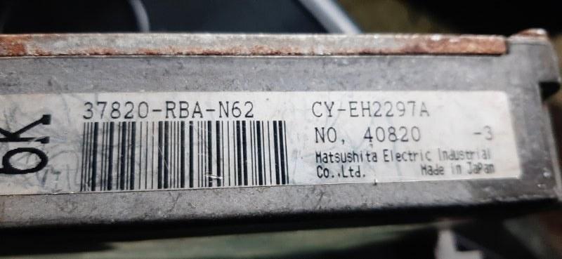 Блок efi Honda Accord CL8 K20A