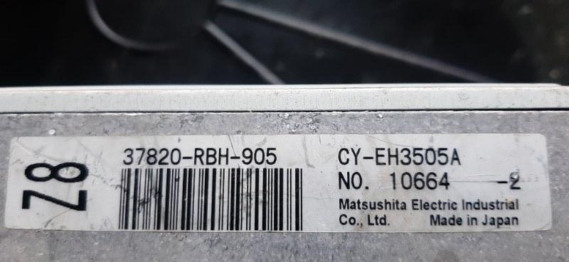 Блок efi Honda Accord CL9 K24A-2540266 2007