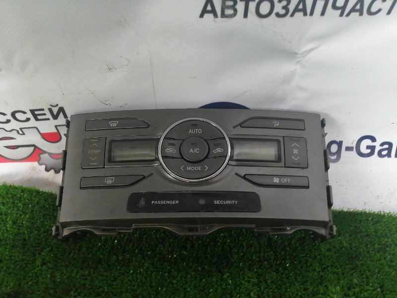 Климат контроль Toyota Auris NZE154H 1NZ-FE 2009
