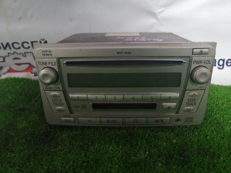 Магнитофон Toyota Auris NZE154H 1NZ-FE 2009
