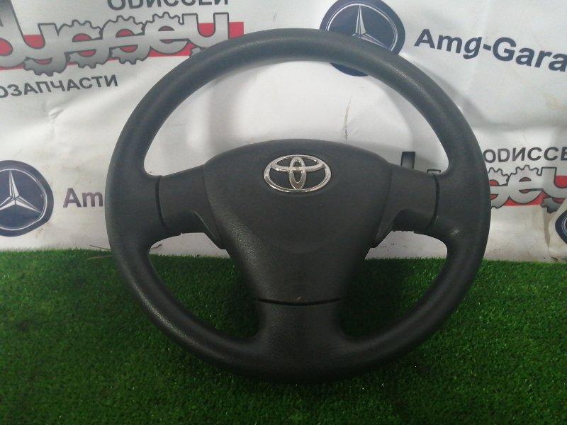 Руль Toyota Auris NZE154H 1NZ-FE 2009