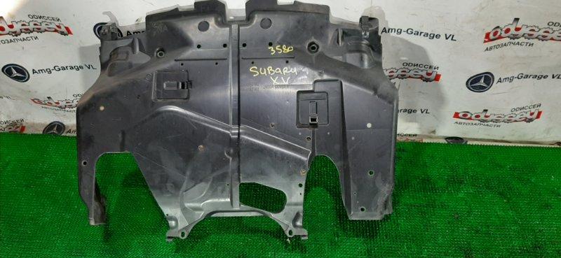 Защита двигателя Subaru Impreza Xv GP7-036034 FB20 2013