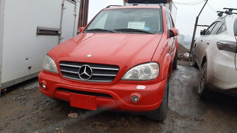 Кузов Mercedes Ml55 W163 113.981 2001