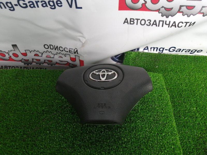 Airbag на руль Toyota Allex ZZE124 1ZZ-FE 2002