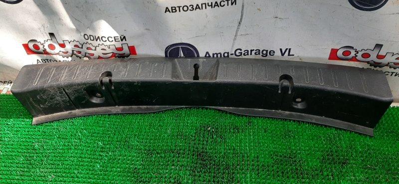 Пластик замка багажника Subaru Impreza Xv GP7-036034 FB20 2013