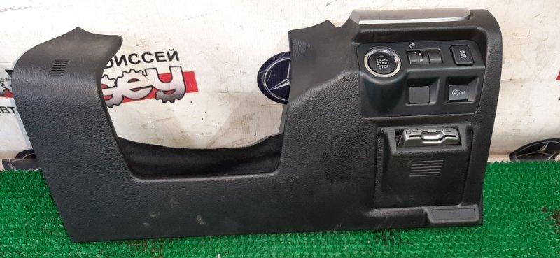 Консоль панели приборов Subaru Impreza Xv GP7-036034 FB20 2013
