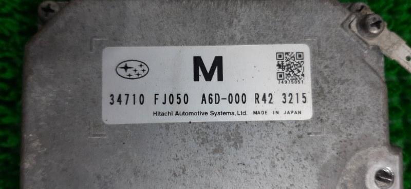 Блок управления рулевой рейкой Subaru Impreza Xv GP7-036034 FB20 2013