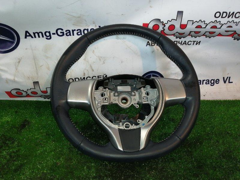 Руль Toyota Vitz NSP135 1NR-FE 2011