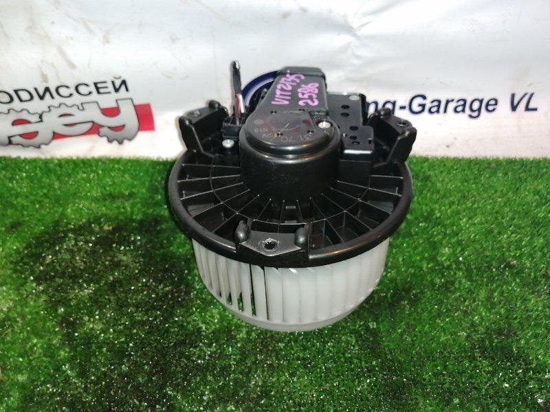 Мотор печки Toyota Vitz NSP135 1NR-FE 2011