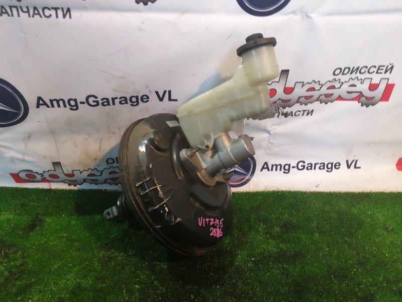 Главный тормозной цилиндр Toyota Vitz NSP135 1NR-FE 2011