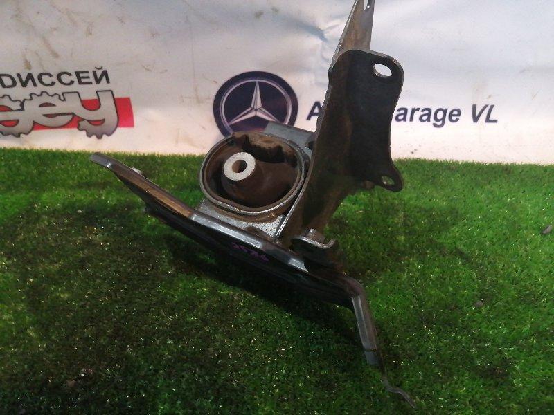 Подушка двигателя Toyota Vitz NSP135 1NR-FE 2011 передняя левая