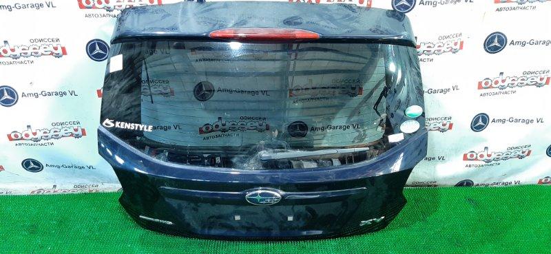 Дверь 5-я Subaru Impreza Xv GP7-036034 FB20 2013