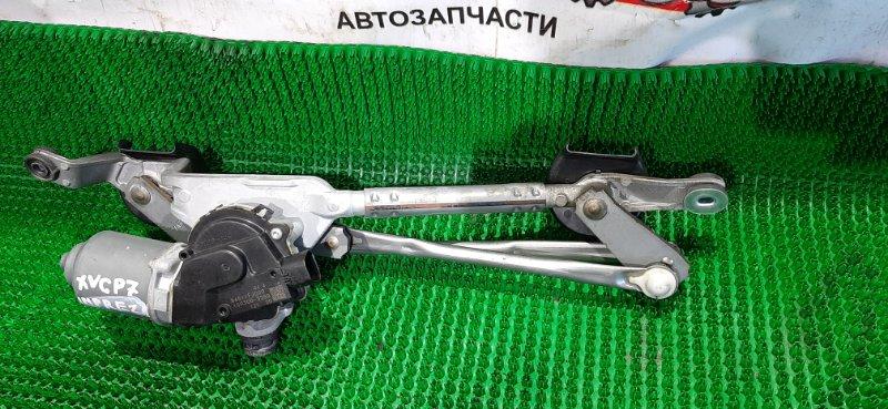 Механизм стеклоочистителя Subaru Impreza Xv GP7-036034 FB20 2013