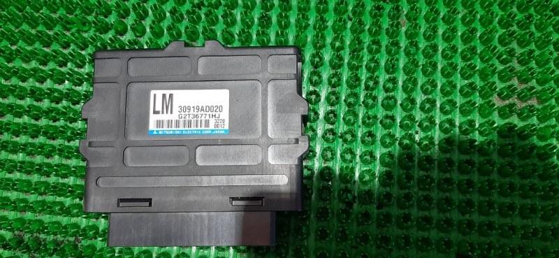 Блок управления автоматом Subaru Impreza Xv GP7-036034 FB20 2013