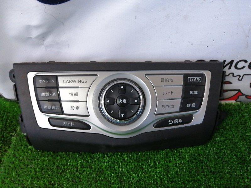 Климат контроль Nissan Murano TNZ51 QR25DE 2008