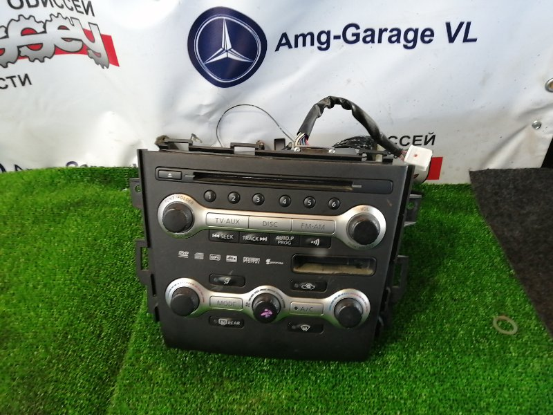 Магнитофон Nissan Murano TNZ51 QR25DE 2008