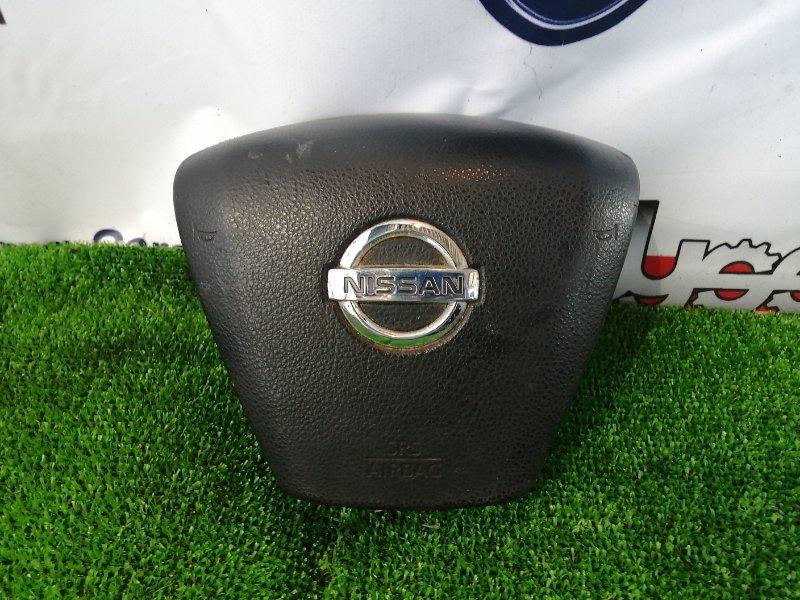 Airbag на руль Nissan Murano TNZ51 QR25DE 2008