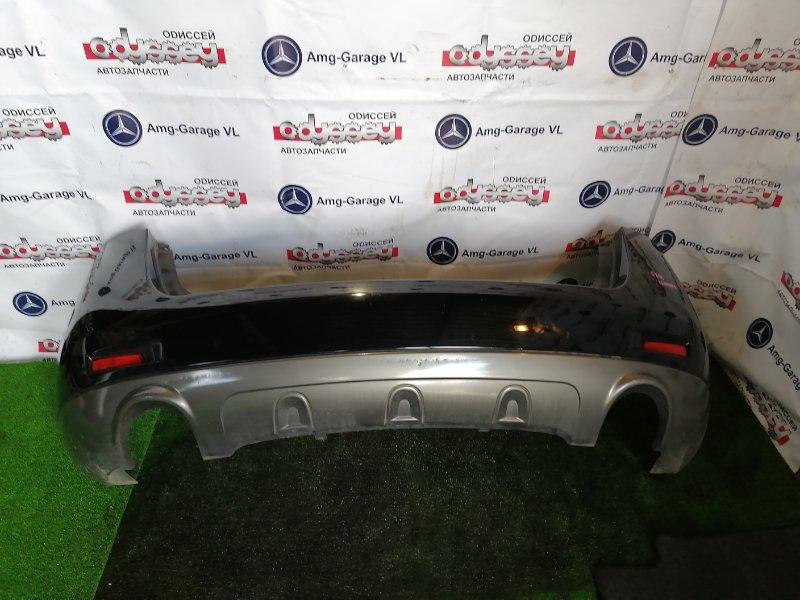 Бампер Nissan Murano TNZ51 QR25DE 2008 задний