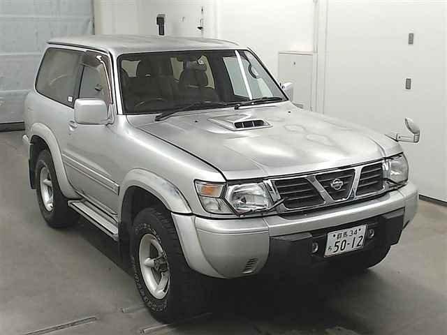Кузов Nissan Safari WYY61 RD28TE-478267X 1997