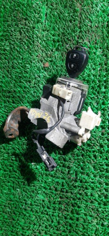 Замок зажигания Toyota Voxy ZRR75 3ZR-4169748 2008