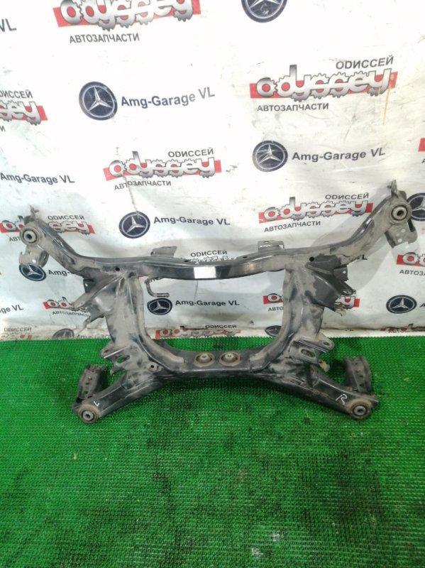 Балка под редуктор Subaru Impreza Xv GP7-036034 FB20 2013 задняя