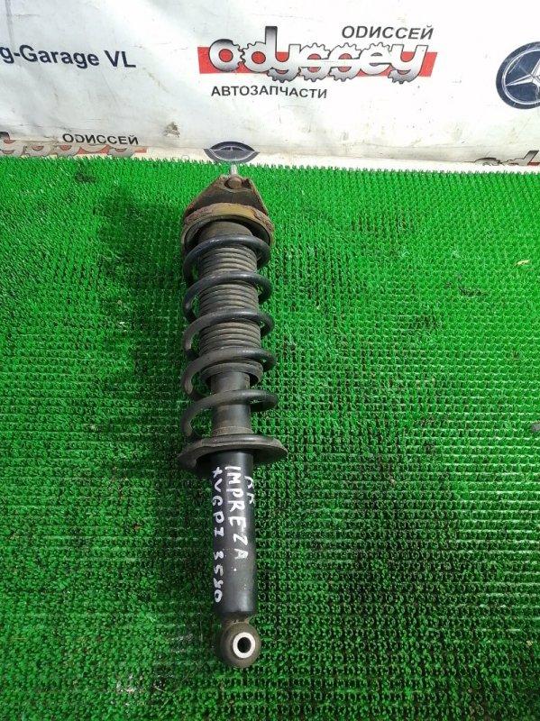 Стойка подвески Subaru Impreza Xv GP7-036034 FB20 2013 задняя правая