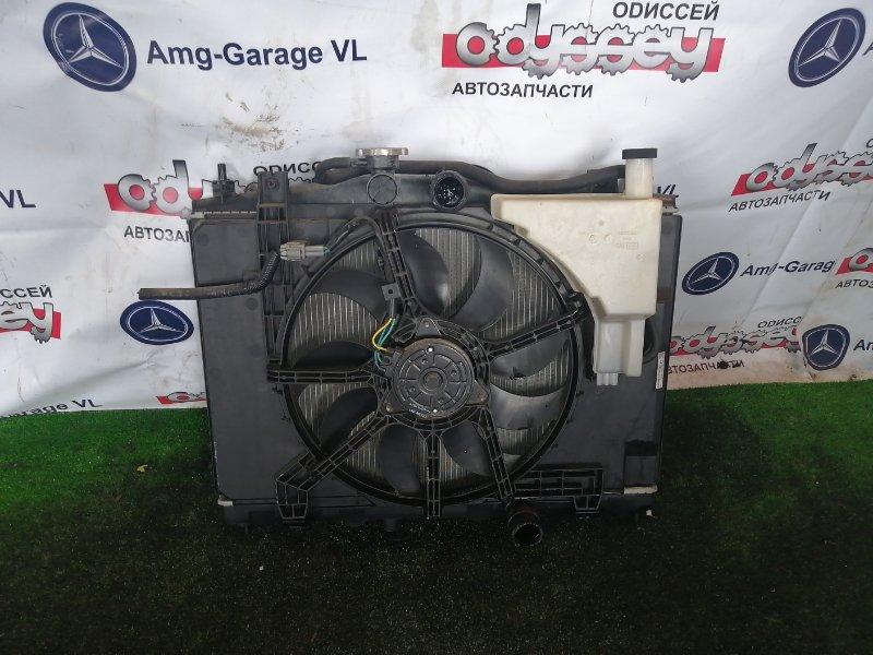 Радиатор Nissan Cube Z12 HR15 2008