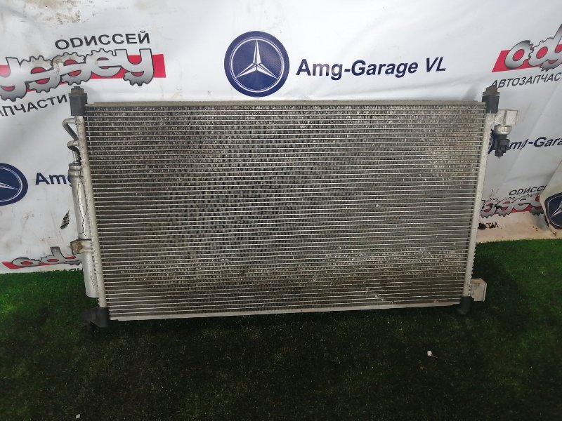 Радиатор кондиционера Nissan Cube Z12 HR15 2008