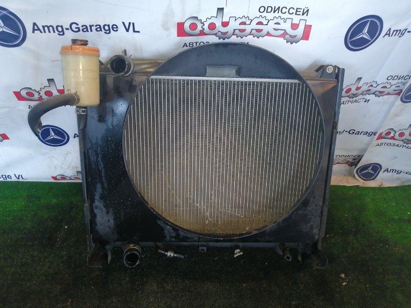 Радиатор Suzuki Grand Escudo TX92W H27A 2001