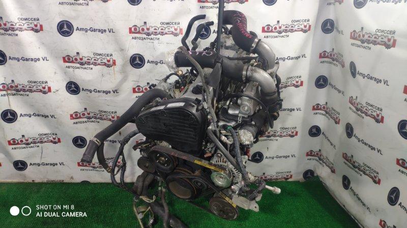 Двигатель Nissan Safari WYY61 RD28TE-478267X 1997