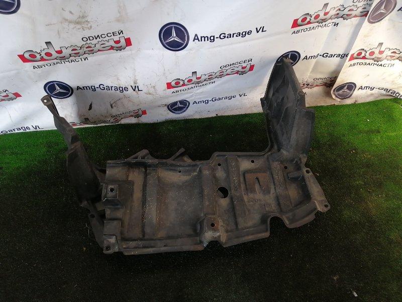 Защита двигателя Toyota Aqua NHP10 1NZ-FXE 2012