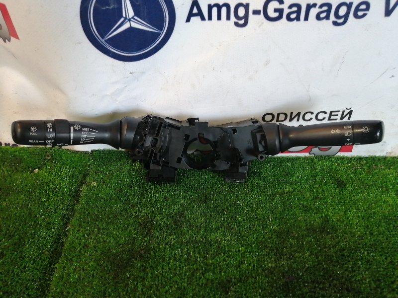 Блок подрулевых переключателей Toyota Aqua NHP10 1NZ-FXE 2012