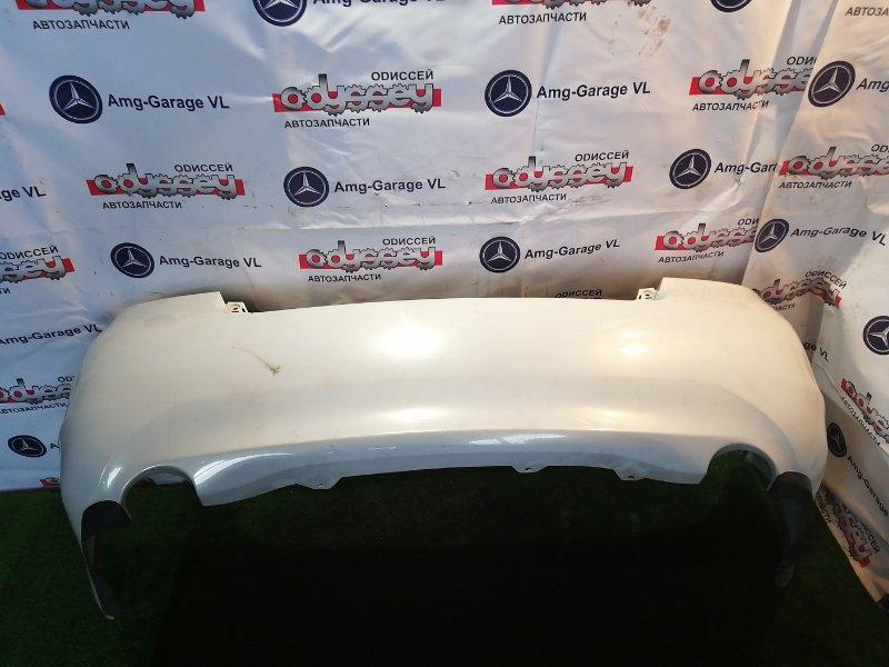 Бампер Nissan Fuga HY51 VQ35HR 2011 задний