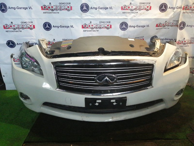 Nose cut Nissan Fuga HY51 VQ35HR 2011