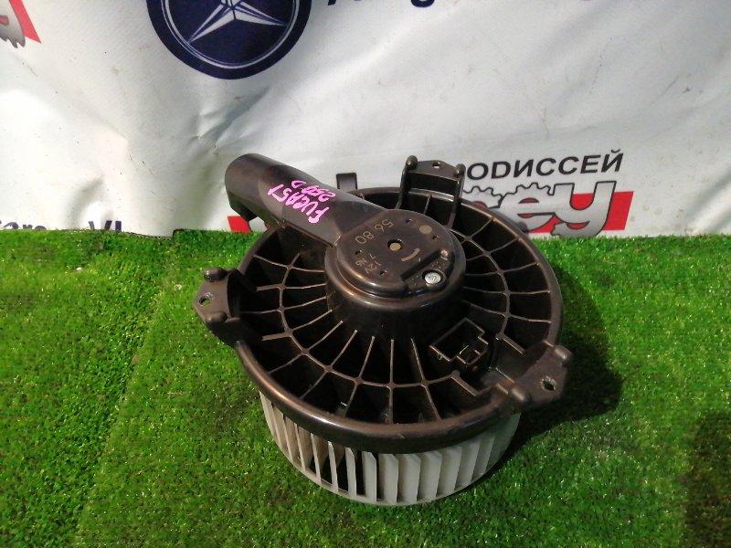 Мотор печки Nissan Fuga HY51 VQ35HR 2011