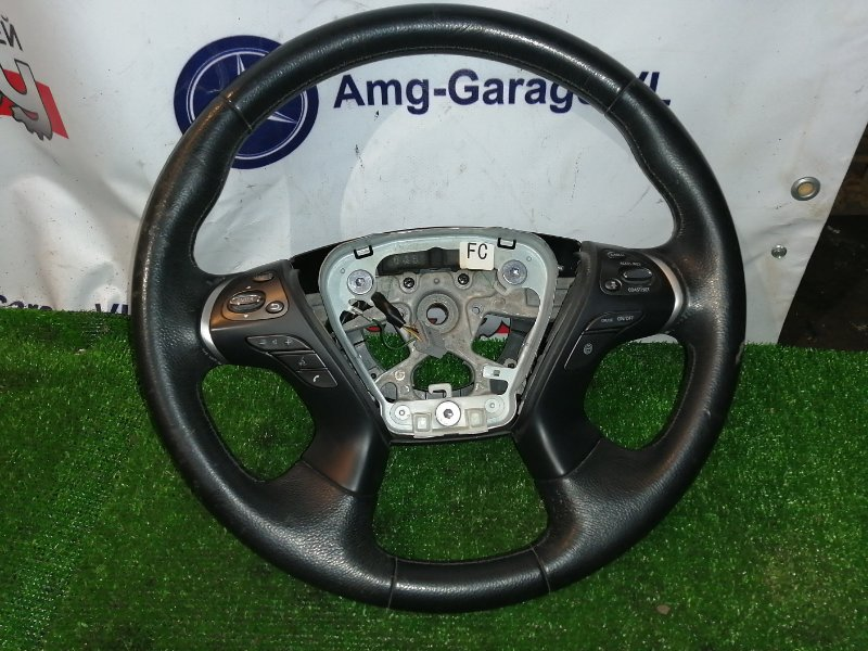 Руль Nissan Fuga HY51 VQ35HR 2011