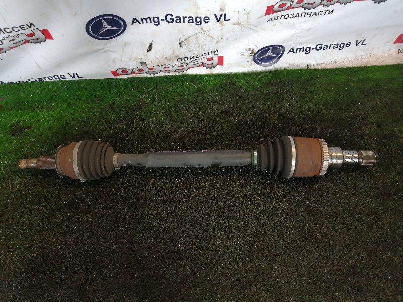 Привод Nissan Fuga HY51 VQ35HR 2011 задний правый