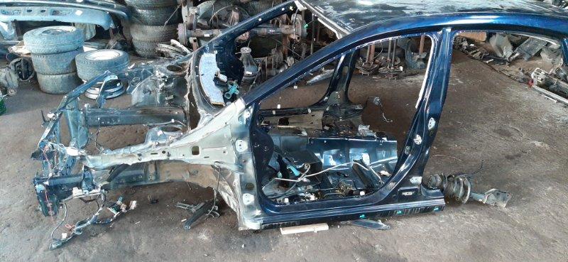 Лонжерон Subaru Impreza Xv GP7-036034 FB20 2013 передний левый