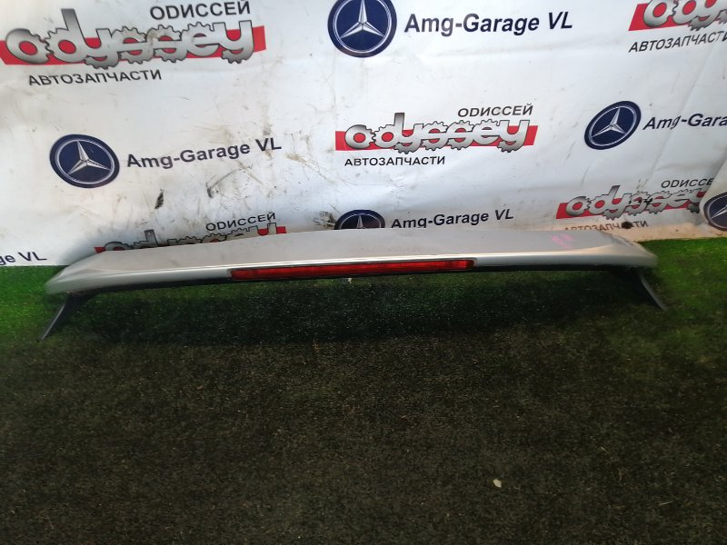 Спойлер Honda Fit GP5 LEB 2013