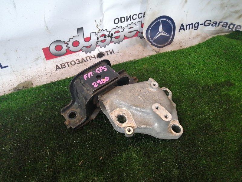 Подушка двигателя Honda Fit GP5 LEB 2013 передняя левая
