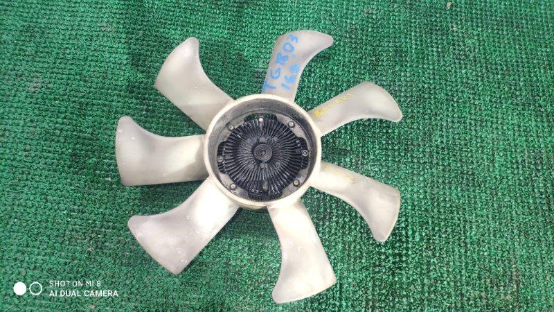 Вентилятор с вязкостной муфтой Nissan Safari WYY61 RD28TE-478267X 1997