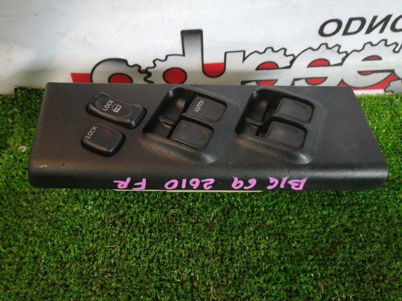 Блок упр. стеклоподьемниками Isuzu Bighorn UBS69GW 4JG2 1995 передний правый
