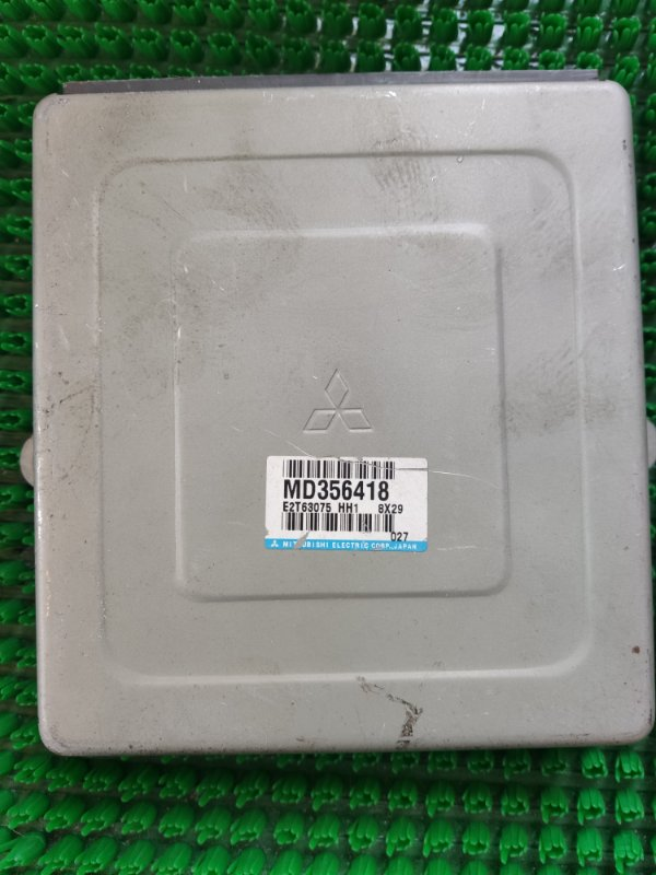 Блок efi Mitsubishi Delica PD6 6G72 2001