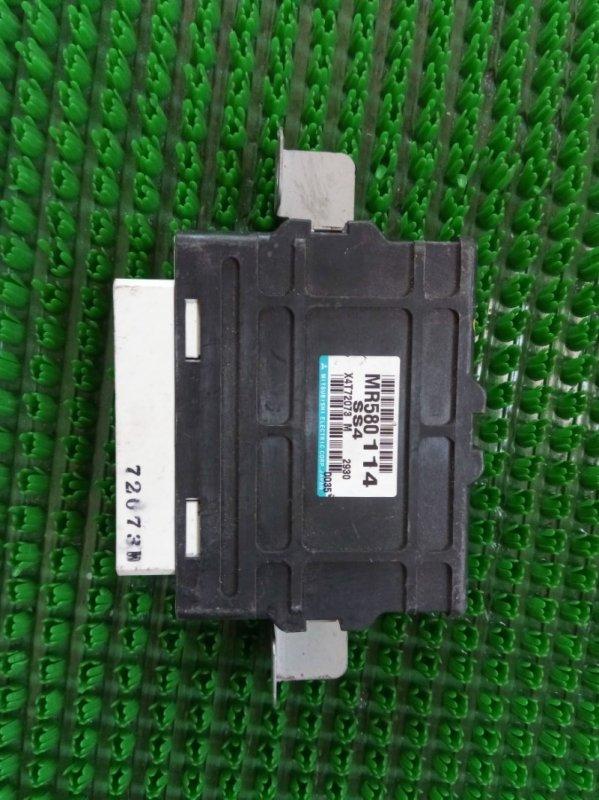 Блок управления 4wd Mitsubishi Pajero V75W 6G74-QA7446 2002